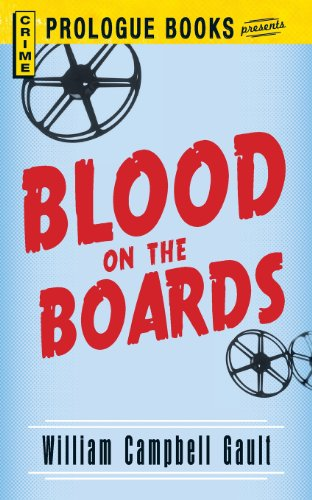 book cover of Blood On the Boards