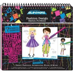 Toy Game Project Runway Fashion Design Sketch Portfolio Wonderful Collection Of