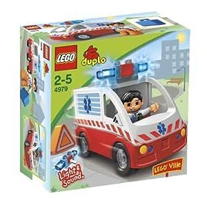 Lego Duplo - Legoville Ambulance