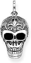 pendentif tête de mort homme 3