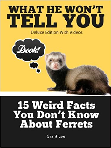 15 Weird Facts You Don't Know About Ferrets  (Deluxe Edition