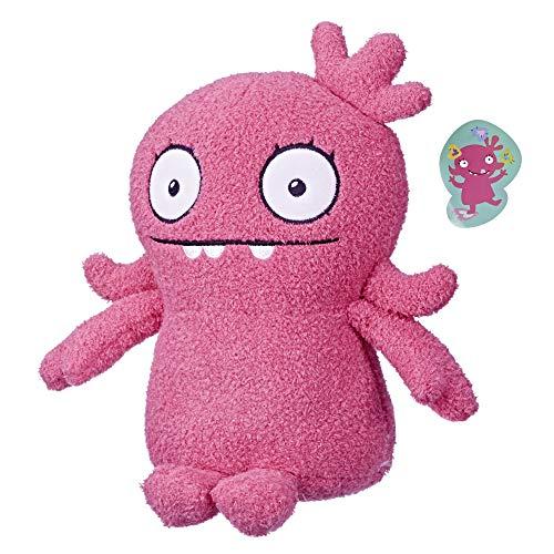 Hasbro Uglydolls Yours Truly Moxy Stuffed Plush Toy, 9.75″ Tall