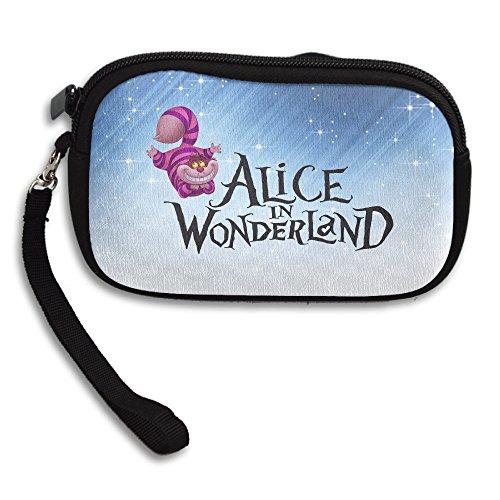 Johnny Depp Edward Scissorhands Costume (LHLKF Alice In Wonderland Fancy Card Case With Zipper Closure)
