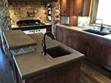Concrete Countertop Undermount Sink Form