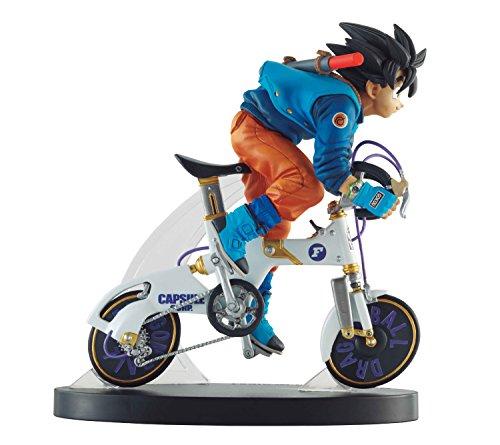 51AaKnEum9L - Megahouse Dragon Ball Z: Son Goku Real McCoy 02 Desktop Statue F Edition