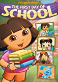 DVD : Nick Jr Favorites: The First Day of School