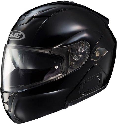 HJC Helmets Sy-Max 3 Helmet (Black, XX-Large)