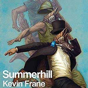 Summerhill Audiobook