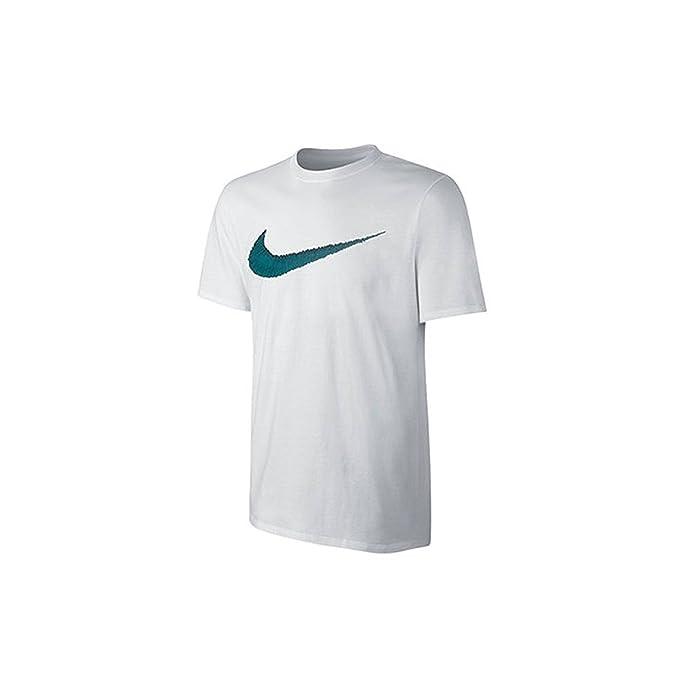 91521e56404c7 Nike Mens' Stay Active Swoosh Logo Tee (X-Large) at Amazon Men's ...