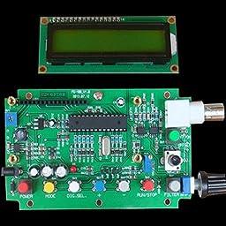 ZJchao 1HZ-500KHz DDS Function Signal Generator Module Sine+Triangle+Squa...