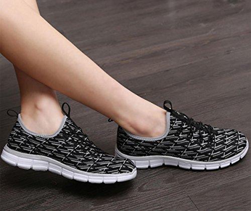 MEI Herbst Sport Frauen Schuhe Pedal Schuhe Licht atmungsaktiv Casual Schuhe Schuhe , US7.5 / EU38 / UK5.5 / CN38