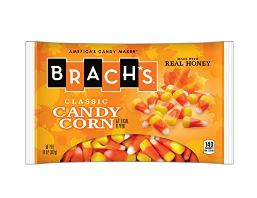 Brach's Candy Corn, 11 Ounce Bag, Pack of 36 by Brach's
