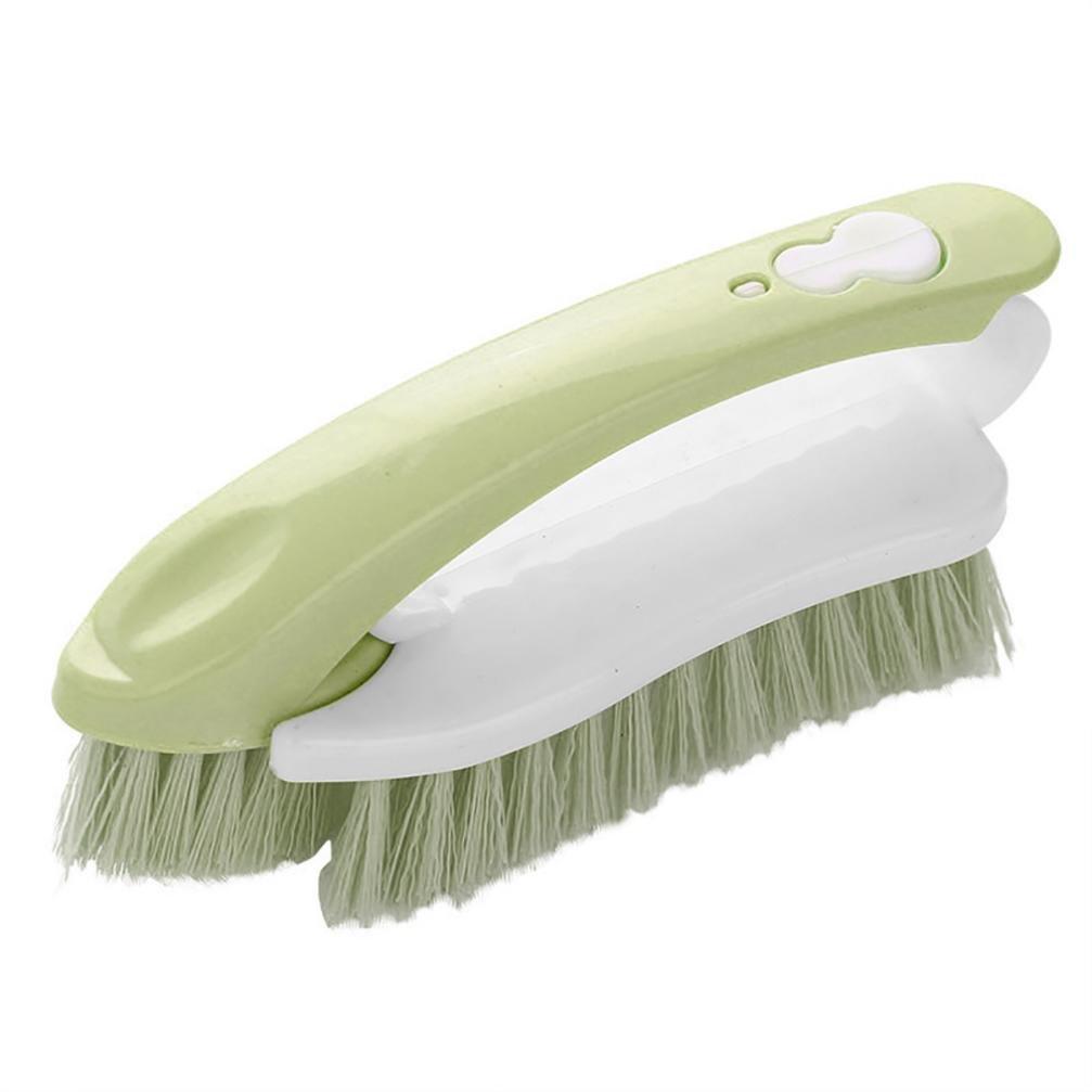 vert Taottao de cuisine Lavage /à laver Outil Bol Palm Brosse /à chaussures Brosse de nettoyage
