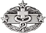 EagleEmblems P16321 Pin-Army,Medic,Combat,4TH (1.5'')