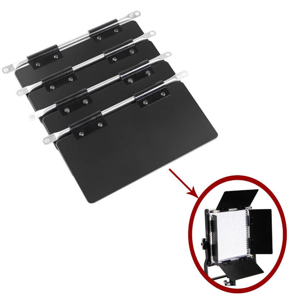 GE-500 Photography Video LED Light Panel Ultra Thin for Photography Studio Lighting for Canon Nikon Sony Camera