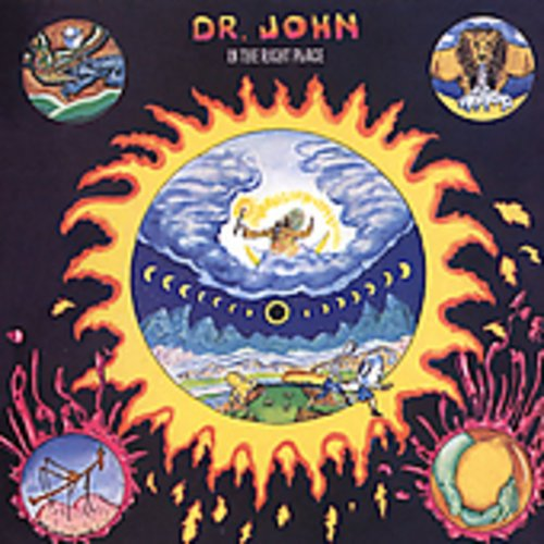 cd: dr. john In The Right Place