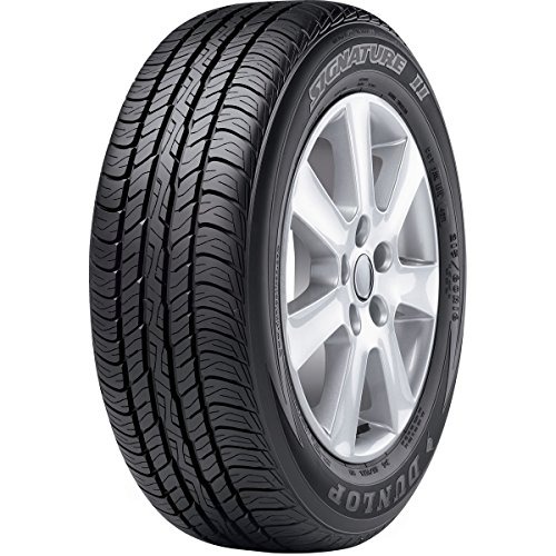 Dunlop Signature II P185/65R14 86T BW Tire 266004822 by Dunlop