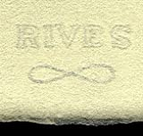 Rives Lightweight Cream- Pack of 25 19x25 Inch Sheets