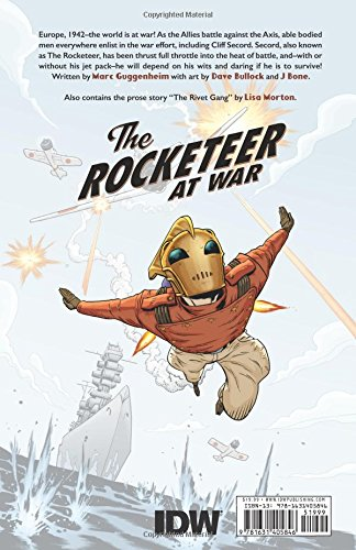 The Rocketeer At War: Amazon.es: Guggenheim, Marc, Bullock, Dave, Bone, J.: Libros en idiomas extranjeros