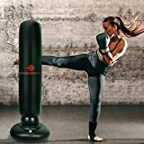 BOXERPOINT Inflatable Punching Bag for Kids and