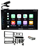 2003-08 Pontiac Vibe Pioneer Bluetooth DVD Receiver iPhone/Android/CarPlay