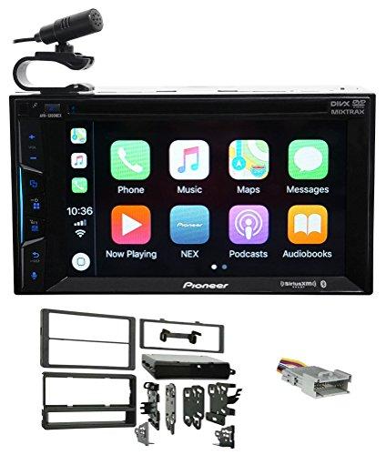 2003 Apple - 2003-08 Pontiac Vibe Pioneer Bluetooth DVD Receiver iPhone/Android/CarPlay