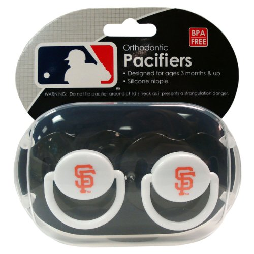 Francisco Giants Pacifiers Discontinued Manufacturer