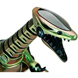 Discovery Exclusive Chrome Shift Roboreptile Robotic Reptile Green Chrome By WowWee
