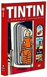 Tintin - 3 aventures - Vol. 5 : Objectif Lune + On a marché sur la Lune + Tintin au pays de l'or noir