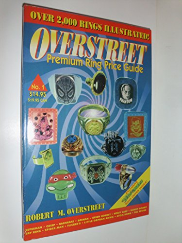 The Overstreet Premium Ring Price Guide
