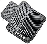 vw monster floor mats - Volkswagen Jetta Monster Mat Rubber Floor Mats (round clip) 2005.5 2006 06 2007 07 2008 08 2009 09 2010