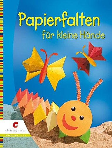 Papierfalten für kleine Hände