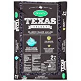 PRATT-READ 88552600 Texas 2 cu.ft. Black Mulch