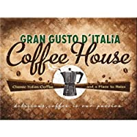 Nostalgic Art Coffee House Magnet