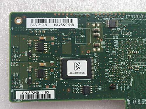 LSI SAS 9210-8i 8-port 6Gb//s PCIe HBA RAID Controller card+SFF-8087 to SFF-8087