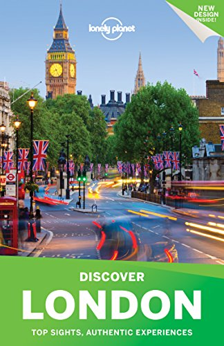 Lonely Planet Discover London 2017 (Travel Guide)
