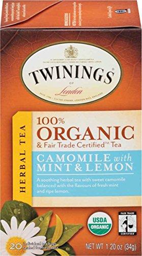Tea Chamomile Lemon Tea - 6