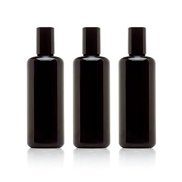 infinity tarros) negro ultravioleta de 5 ml (ml) botella de cristal w/