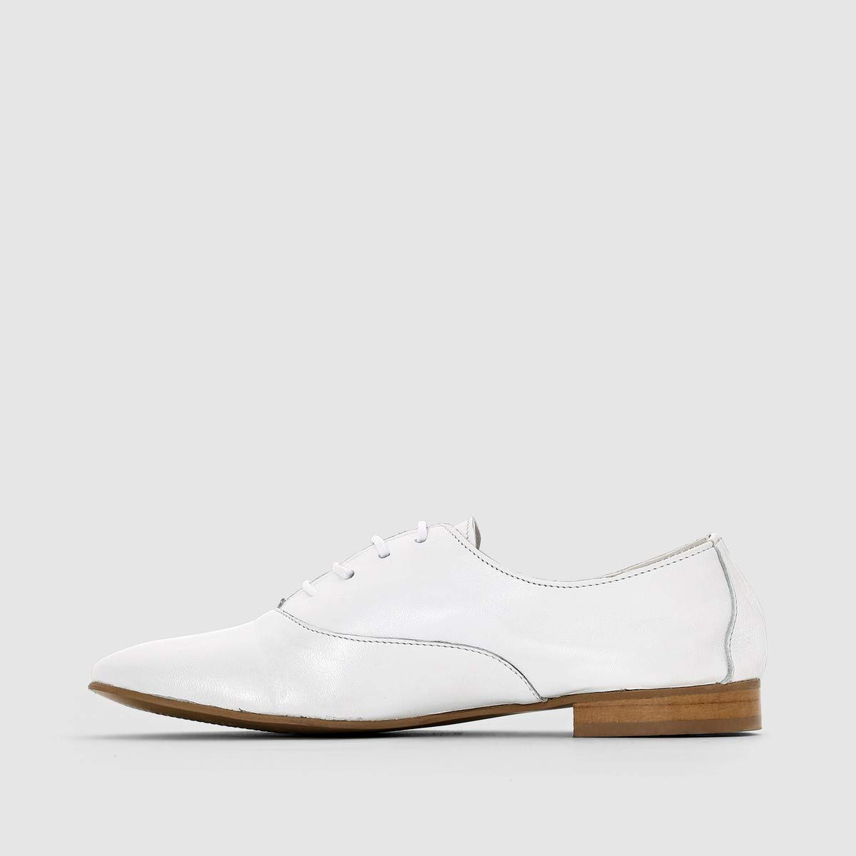 La Redoute Collections Womens Leather Brogues