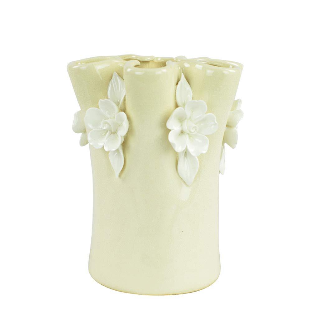 Flower Coffee Table.Amazon Com Vases Pastoral Ceramic Home Decorations Flower Living