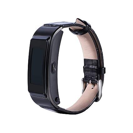 Banda para Huawei TalkBand B5, Ajustable para Reloj de Pulsera Piel auténtica Fitness Deporte de