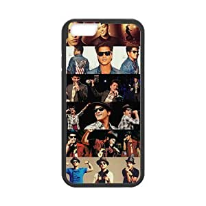 Bruno Mars Fashion Jigsaw Portrait Custom Diy For SamSung Galaxy S4 Mini Case Cover