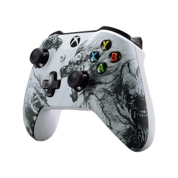 Smart Rapid Fire Custom Modded Controller for Xbox One S Mods FPS Games and More. Control and Simply Adjust Your mods… 3