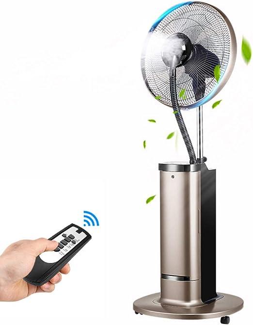 Nebulizador de Agua Soporte Ventilador de nebulización Ventilador ...