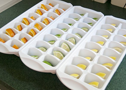 Sterilite Stackable Cube Trays Pack