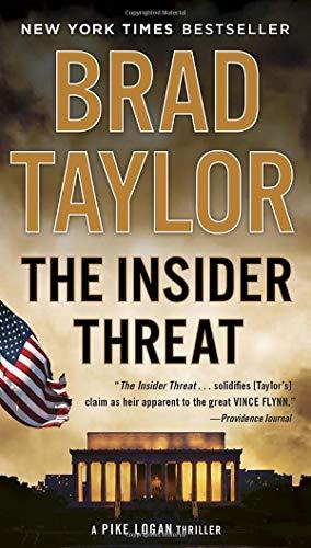 The Insider Threat (A Pike Logan Thriller)