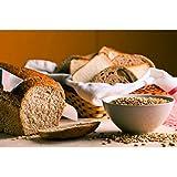 Sin gluten hecho en casa maravillosa mezcla de pan: Amazon ...