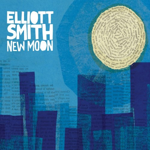 CD : Elliott Smith - New Moon (Digipack Packaging, 2 Disc)