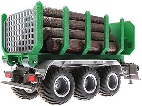 Ladegitter für Forst Container mit Rungen Siku Control 32