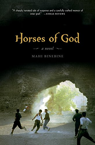 a book review by Michael Adelberg: Horses of God: A Novel